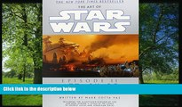 FREE PDF  The Art of Star Wars, Episode II - Attack of the Clones  FREE BOOOK ONLINE