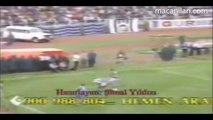 16.09.1992 - 1992-1993 UEFA Cup Winners' Cup 1st Round 1st Leg Trabzonspor 2-0 TPS Turku