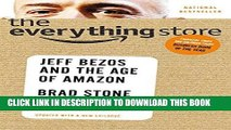 [PDF] FREE The Everything Store: Jeff Bezos and the Age of Amazon [Read] Full Ebook