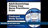 Fresh eBook  Adult-Gerontology Primary Care Nurse Practitioner Exam Flashcard Study System: NP