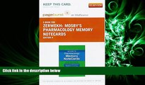 Fresh eBook  Mosby s Pharmacology Memory NoteCards - Elsevier eBook on VitalSource (Retail Access