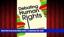 liberty books  Debating Human Rights full online