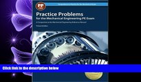 FULL ONLINE  Practice Problems for the Mechanical Engineering PE Exam, 13th Ed (Comprehensive