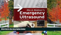 Read Ma and Mateer s Emergency Ultrasound, Third Edition FreeOnline