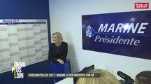 Tour de l'info - Présidentielles 2017 : Marine Le Pen présente son QG / Manuel Valls met en garde contre le populisme / Fichier TES : Philippe Bas demande sa suspension / Le Sénat refuse d'examiner le budget / Fin de grève à iTélé (16/11/2016)