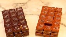 Vincennes a son chocolat avec le donjon praliné du château de Vincennes.