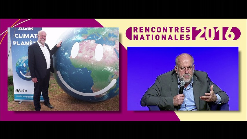 Rencontres Nationales EIE/PTRE ADEME - 16 novembre 2016