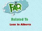 Loans in Alberta- Quickly Manage Your Credit Worries Easily Within The Given Time