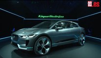 VÍDEO: Así se presentó el Jaguar i-Pace Concept en Los Ángeles