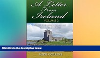 Big Deals  A Letter From Ireland: Volume 2: Irish Surnames, Counties, Culture and Travel by Mr