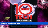 Deals in Books  10-Minute Tech, The Book: More than 600 Practical and Money-Saving Ideas from