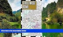 Full Online [PDF]  Streetwise Rome Map - Laminated City Center Street Map of Rome, Italy - Folding