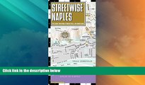 Big Deals  Streetwise Naples Map - Laminated City Center Street Map of Naples, Italy - Folding