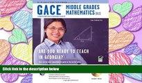 Online eBook  Georgia GACE Middle Grades Math (013) w/ CD-ROM (Georgia GACE Test Preparation)