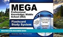 Enjoyed Read MEGA Professional Knowledge: Middle School (062) Flashcard Study System: MEGA Test