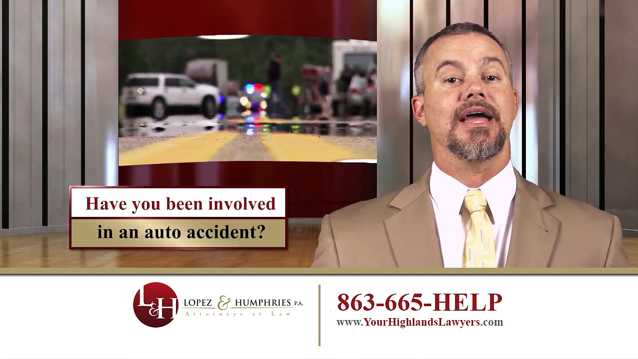 Auto Accidents and Injuries Attorneys Highlands FL | http://www.YourHighlandsLawyers.com