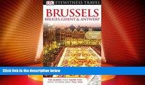 Big Deals  Brussels, Bruges, Ghent   Antwerp (EYEWITNESS TRAVEL GUIDE)  Best Seller Books Best