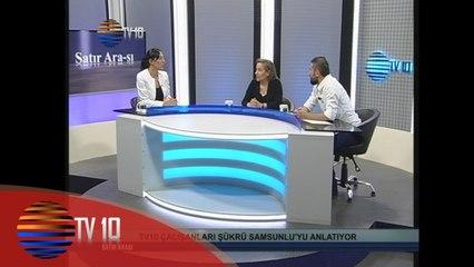 SATIR ARASI - ROHAT EMEKÇİ & ELİF TABAK - 01.07.2016