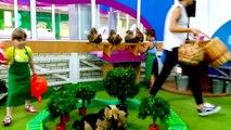 МАША и МЕДВЕДЬ ФЕРМА Игры для девочек Новые Серии Маша и Медведь от Настюшик Masha and the Bear