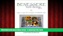 liberty books  Benessere well-being: vegan   sugar-free eating for a healthy life-style online