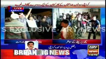 Five arrested as MQM London, Pakistan workers clash in Jinnah Ground