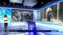 Paris : le bonnet d'aviateur de Charles Lindbergh mis aux enchères