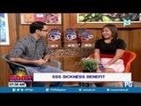 USAPANG SSS  SSS sickness benefit