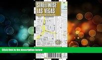 Buy NOW  Streetwise Las Vegas Map - Laminated City Center Street Map of Las Vegas, Nevada  Premium
