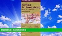 Big Sales  Rand McNally Folded Map: Tampa and St. Petersburg Regional Map  Premium Ebooks Online