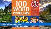 Fresh eBook 100 Word Problems : Grade 3 Math Workbook