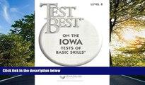 Online eBook Test Best ITBS: Test Workbook  Grade 2 (Level 8)