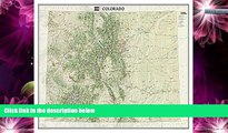 Big Sales  Colorado [Laminated] (National Geographic Reference Map)  Premium Ebooks Best Seller in