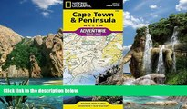 Deals in Books  Cape Town and Peninsula [South Africa] (National Geographic Adventure Map)  READ