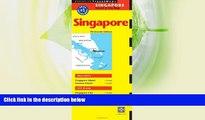 Buy NOW  Singapore Travel Map Thirteenth Edition (Periplus Travel Maps: Singapore Island   City