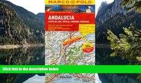 Big Sales  Andalucia, Costa Del Sol, Seville, Cordoba Marco Polo Map (Marco Polo Maps)  Premium