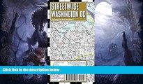 Big Sales  Streetwise Washington DC Map - Laminated City Center Street Map of Washington, DC  READ