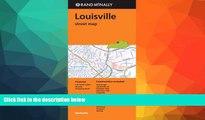 Big Sales  Rand Mcnally Folded Map: Louisville Street Map  Premium Ebooks Best Seller in USA