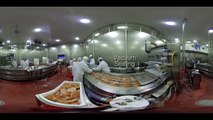Sous Vide in 360 at SugarCreek, Powered by VMware Technology