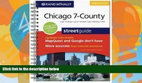 Big Sales  Rand McNally Street Guide: Chicago 7-County (Cook * DuPage * Kane * Kendall * Lake *