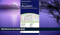 Buy NOW  Rand McNally Austin Texas: Local: Georgetown/Round Rock (Rand McNally Folded Map: