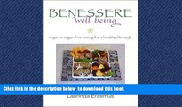 Read books  Benessere well-being: vegan   sugar-free eating for a healthy life-style online to
