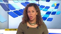 Reportage de ma nièce Alice pour Midi 1ère Guyane - Interview de citoyens de Saint-Laurent du Maroni en hommage à Patrice Clet