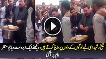 Sheikh Rasheed Amazing Footage With People Must Watch Like Old Sheikh Rasheed Clip