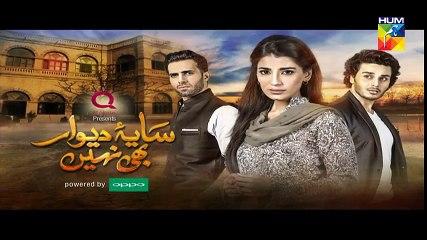 Saya e Dewar Bhi Nahi Episode 15 Promo HD HUM TV Drama 16 November 2016