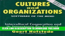 Ebook Cultures and Organizations: Software of the Mind : Intercultural Cooperation and Its