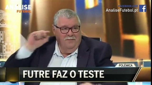 CUSPO OU VAPOR? PAULO FUTRE TIROU AS DÚVIDAS...