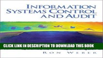 Ebook Information Systems Control and Audit Free Read
