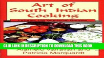 Ebook Art of South Indian Cooking Free Read