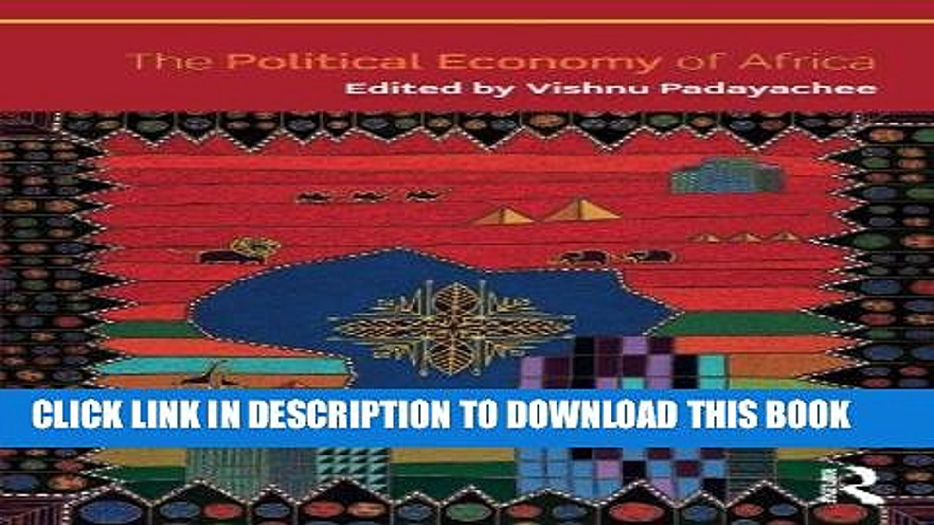 Best Seller The Political Economy of Africa Free Read
