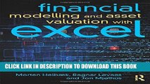 Best Seller Financial Modelling and Asset Valuation with Excel Free Read